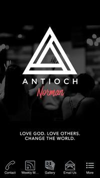Antioch Norman poster