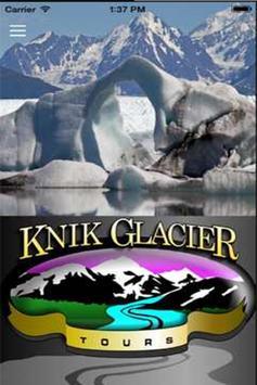 Knik Glacier Tours poster