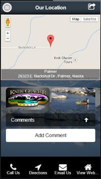 Knik Glacier Tours screenshot 2