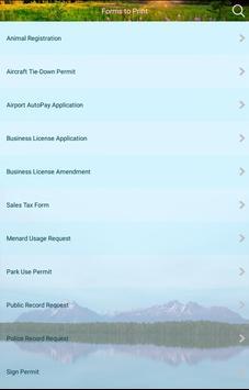 City of Wasilla screenshot 12