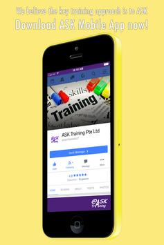 ASK Training apk screenshot
