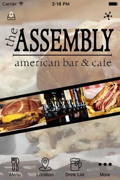 The Assembly American Bar apk screenshot