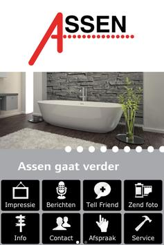 Assen Installatietechniek poster