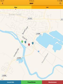 Appy Around St. Ives apk screenshot
