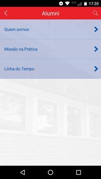 Alumni English App apk screenshot