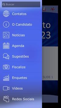 App para Candidato apk screenshot