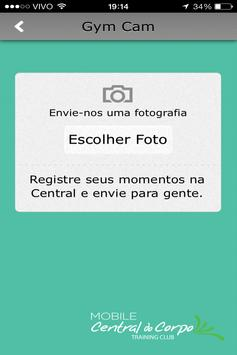 Central do Corpo apk screenshot