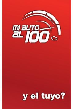 Mi Auto al 100 poster