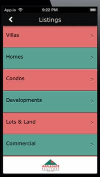 Applegate Realtors PV apk screenshot