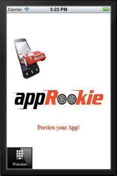 App Rookie Previewer App poster