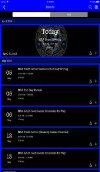 McKinney Soccer Association screenshot 12