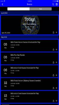 McKinney Soccer Association screenshot 7