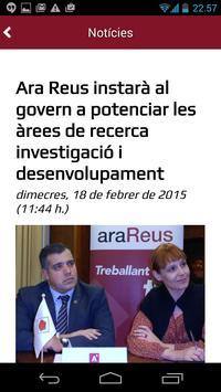 Ara Reus 截圖 1