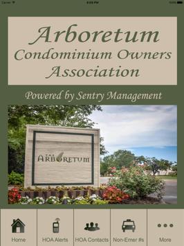 Arboretum Condo Owners Assn apk screenshot