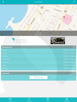 Shamma Medical Center apk screenshot