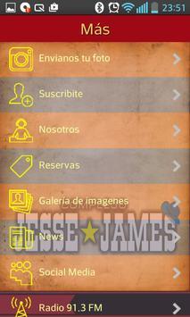 Jesse James apk screenshot