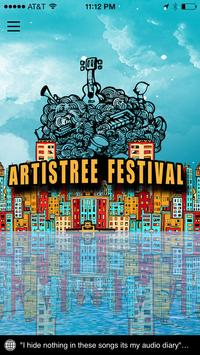 Artistree Festival poster