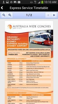 Australia Wide Coaches screenshot 2