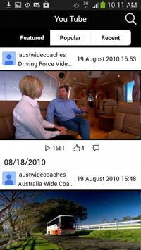 Australia Wide Coaches screenshot 4