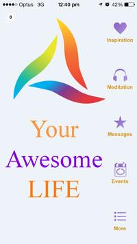 Your Awesome Life! poster