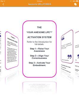 Your Awesome Life! apk screenshot