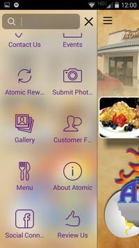 Atomic screenshot 1