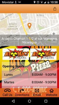 Atomic Pizza apk screenshot