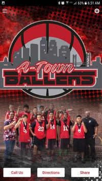 A-Town Ballers poster