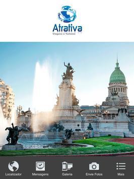 Atrativa Viagens e Turismo poster