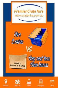 Premier Crate Hire poster