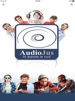AudioJus apk screenshot