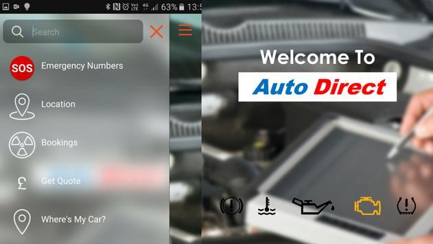 Auto Direct screenshot 6
