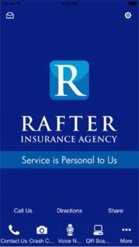 Rafter Insurance App apk screenshot