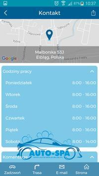 Auto-Spa Elbląg screenshot 1