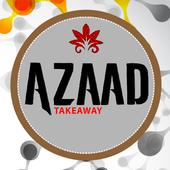 Azaad Takeaway icon
