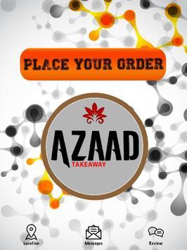 Azaad Takeaway apk screenshot
