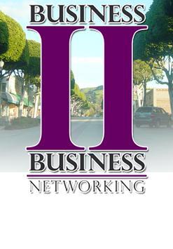 B2B Networking Club poster