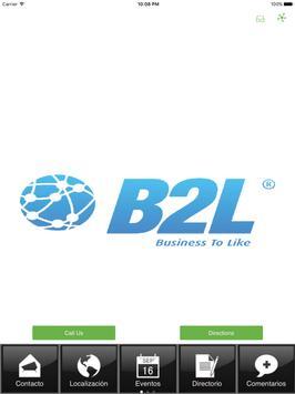 B2L apk screenshot