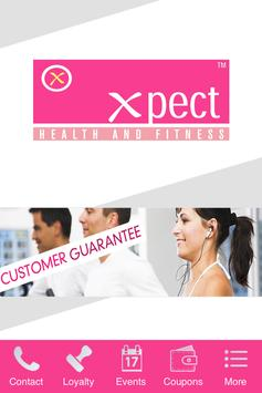 Xpect Health & Leisure poster