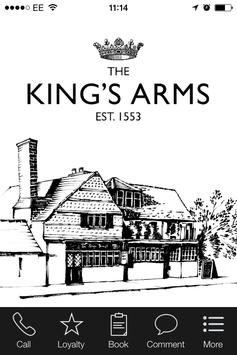 The Kings Arms, Dorking poster