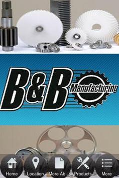 B&B Manufacturing poster