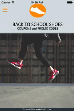 Back To School Shoes - I'm In! poster
