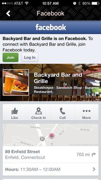 Backyard Bar And Grille Enfield backyard bar & grille for android - apk download