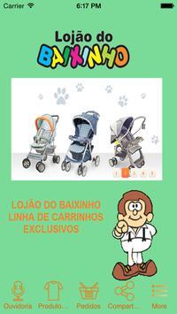 BAIXINHO poster