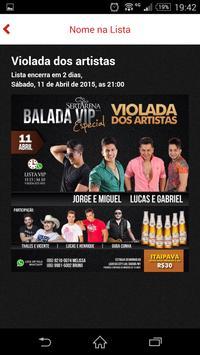 Balada Mato Grosso apk screenshot