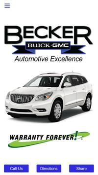 Becker Buick GMC apk screenshot