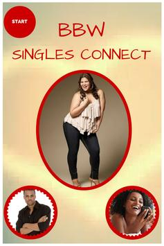 BBW Singles Connect poster
