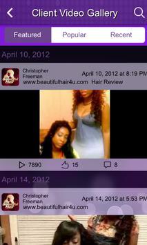 Beautiful Hair 4 U LLC apk screenshot