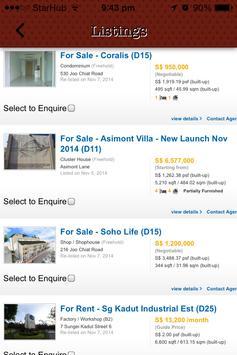 Bee Yeo Property apk screenshot