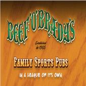 Beef O Brady's Springdale icon